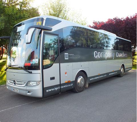 Company Coaches Pontefract